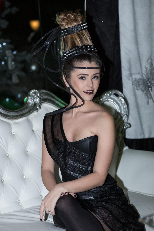 Photo Credits: Cornel Petrus Model: Ana Pirvulescu Gheorghe