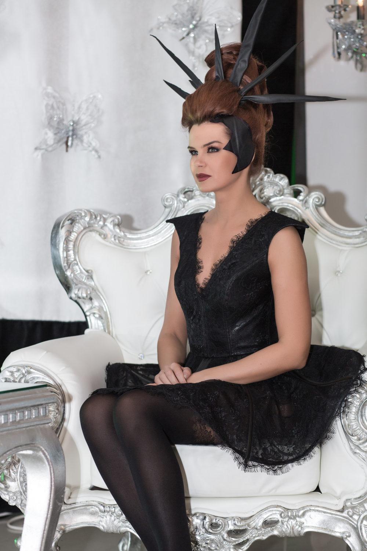 Photo Credits: Cornel Petrus Model: Ioana Francia