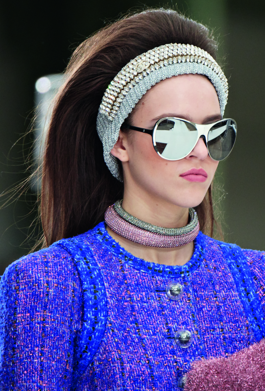 Paris Fashion Week Chanel Beauty Trends Fall Winter 2017 2018 Geta Marin